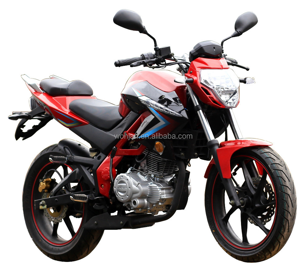 2017 new 4-stroke 200cc street bike chopper motorcycle for sale