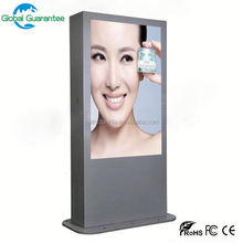 Stand alone CE ROSH IP65 high brightness video display xxx outdoor