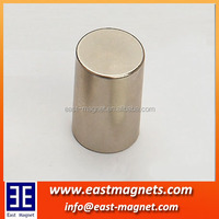 N50 Super strong Rare Earth Neoymium cylinder Magnets 25mmx10mm/Magnet for medical equipment/therapy