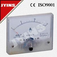 Buy 59L1 analog panel meter 120*110mm AC/DC ammeter voltmeter ...