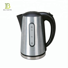 Hot Selling Factory Supplied High Quality 240V 1.7L Electric Kettle Stainless with Temperature Control