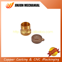 Chinese Manufacturer Polished Bronze Casting Cast