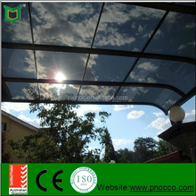 Top Quality Aluminum Frame Carports With Wholesale Price Made In Shanghai