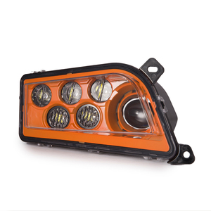 Newest! Halo Ring RZR 1000 ATV LED Headlight for Polaris