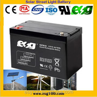 Rechargeable deep cycle best price sealed 12v 80ah solar TOYO ups battery
