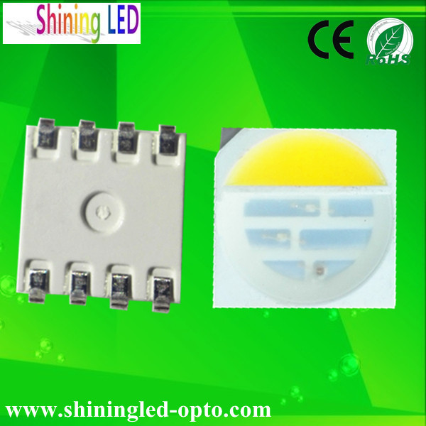 Full Color Light Emitting Diode 5050 SMD 4 in <strong>1</strong> RGBW LED Chip