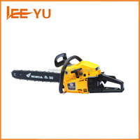 LY5200-3 wholesale garden field tools powerful 45cc gasoline chain saw petrol heavy duty chainsaw