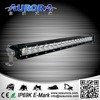 2016 Newest high power single row cheap light bar car driving Led Work Light Bar off road military vehicle