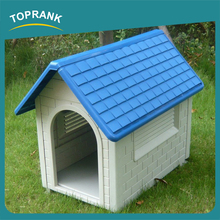 Wholesale cheap pet house, waterproof dog kennel, small plastic dog house