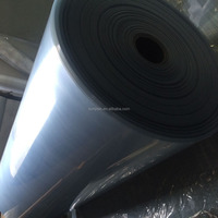 Clear / Transparent PVC Sheet in Rolls for printing and thermoforming