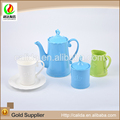 Latest design cheap kitchen LD12278 restaurant tea pots with high quality