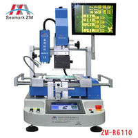 mobile phone repairing and soldering stations zm-r 6110 soldering tool hot air