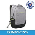 outdoor power bank backpack ,customize USB port backpack