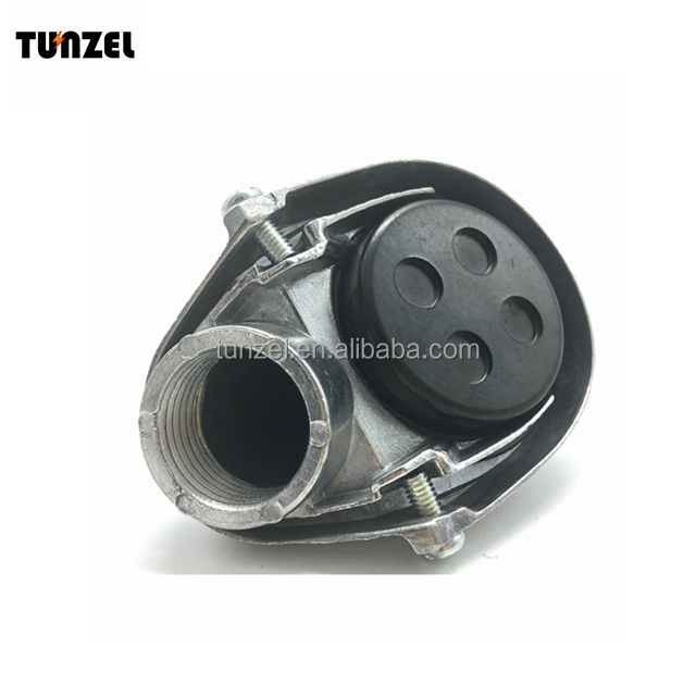 Aluminum threaded Service entrance head by Chinese supplier