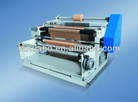 non woven slitting and rewinding machine