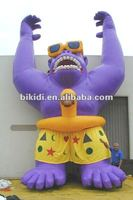 gaint inflatable Gorilla King Kong K2030