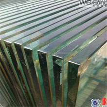 12mm tempered glass pool fence panels