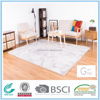 microfiber polyester decorative thin carpets and rugs for sale