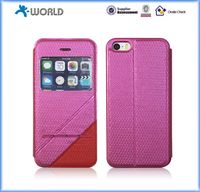 flip leather mobile phone cases for iphone 5