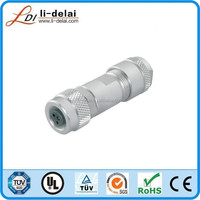 M9 8pin circular socket Aviation connector waterproof M9 connector