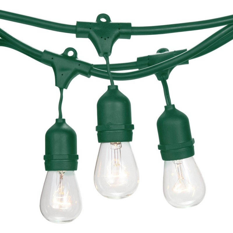 Patio light stringer(Medium (E26))