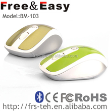 cute style bluetooth mouse optical