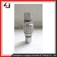 Universal Car Exhaust Pipe Decrease engine noise and vibration,Reduce air pollution