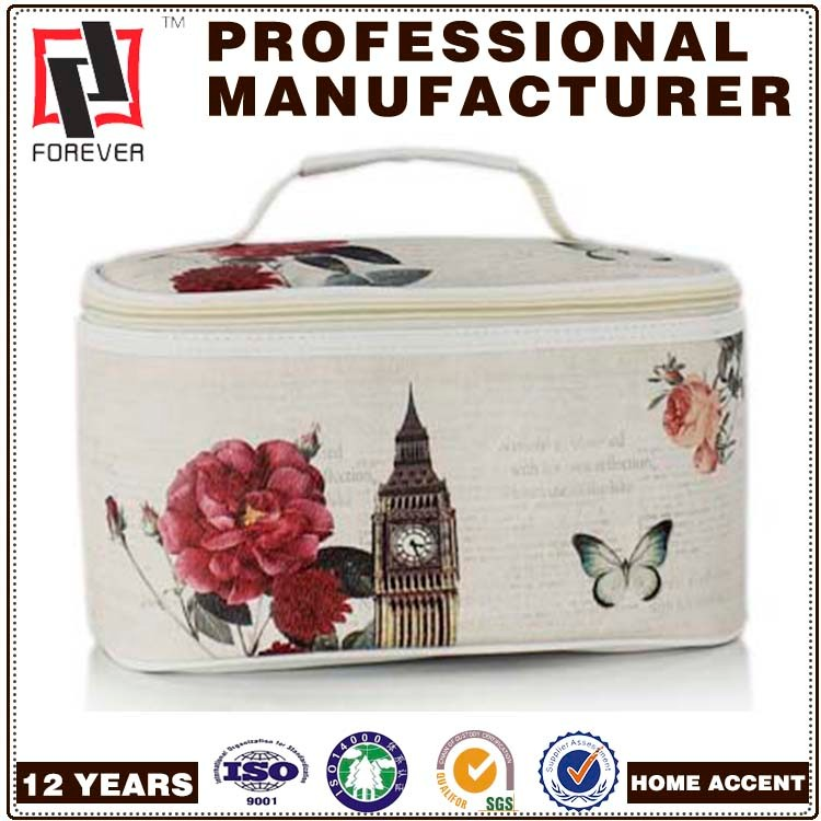 Designs Handbag Leather For Womens Collections Cosmetic Bag Leather