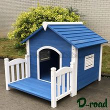 Unique Design Solid Wood Exercise Outdoor Dog Kennel Designs
