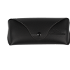 Luxury handbag leather cases,Soft PVC eyewear accessory glasse