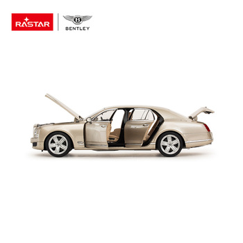 Rastar bentley 1 18 scale diecast model cars made in China