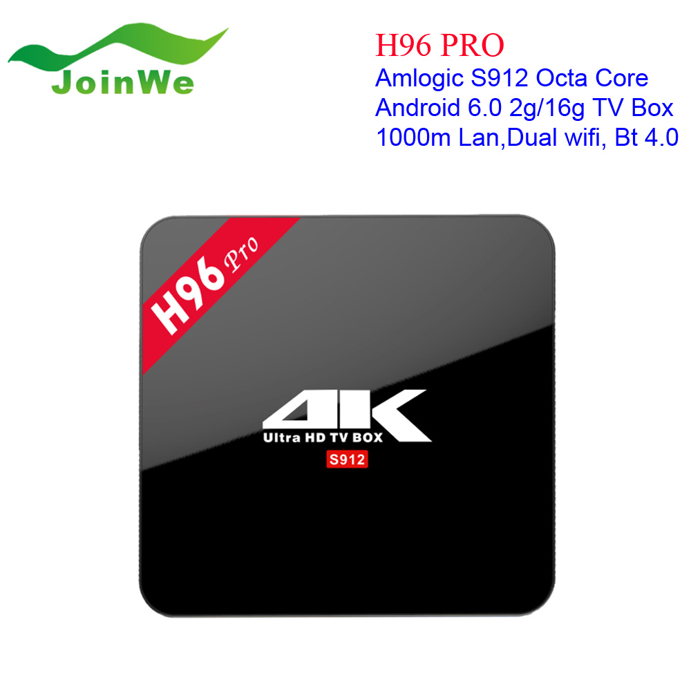 Effective Amlogic S905 Cpu 8gb Nand Rom Android Tv Box 3g H96 Open Set Top Box from Joinwe