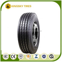 Well-Known All Steel Truck Tyre/Tire Providing Stable Running