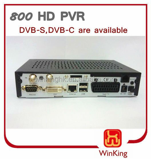 Dream box 800 hd Satellite Receiver 800HD digital TV decoder