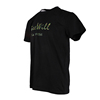 Promotional round neck cotton customized printing design men's tshirt