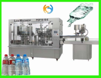 Automatic pure water filling machine line/water production line/mineral water filling line