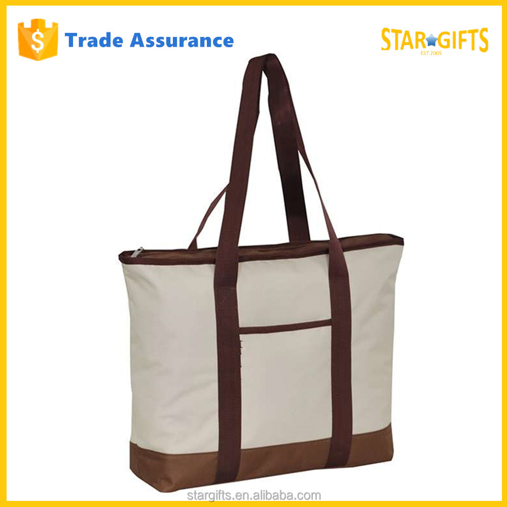 Fancy China Wholesale High Quality Collapsible Pet Shopping Bag With Pocket Compartment