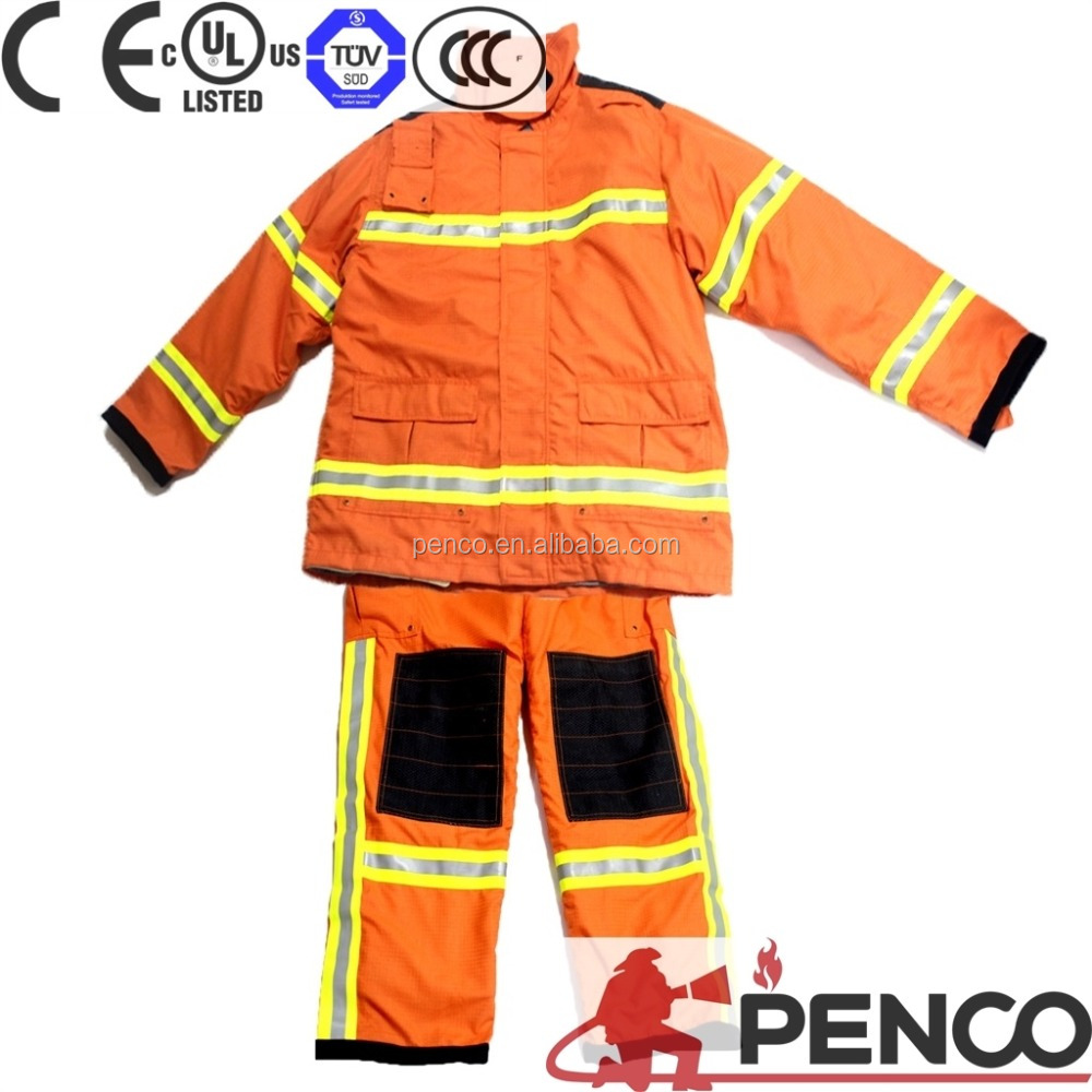 Hot selling nomex anti fire clothing