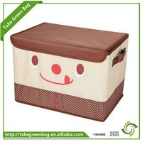 China low price extra large plastic storage boxes with lids