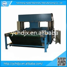 CE&ISO hydraulic traveling head die cutting press shoe machine