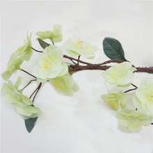 Realistic Latex Flowers Latex Artificial Cherry Spray Artificial Artificial Latex Flowers Wholesale Artifcial Flowers Wedding