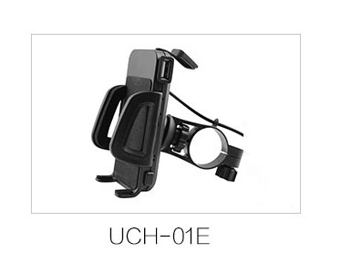 12-85V bike usb mobile charger with phone holder 2A
