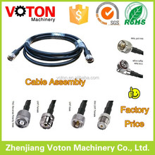 Coaxial Cable Assembly Wire Harness / Wiring Assembly