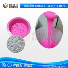 Food Grade Liquid Silicone Rubber for Cake Silicone Molds