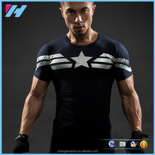 2017 Manufacturer Directory wholesale Custom Gym T Shirt mens wear