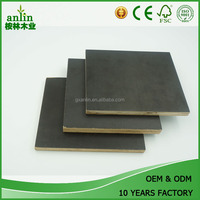 Construction & Real Estate 18mm Film Faced Plywood Types of Plywood