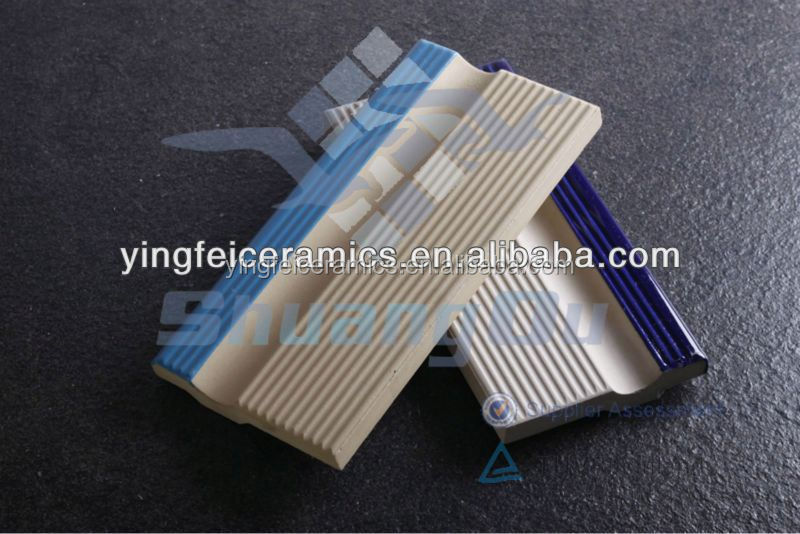 2015 New Design swimming pool edge tile