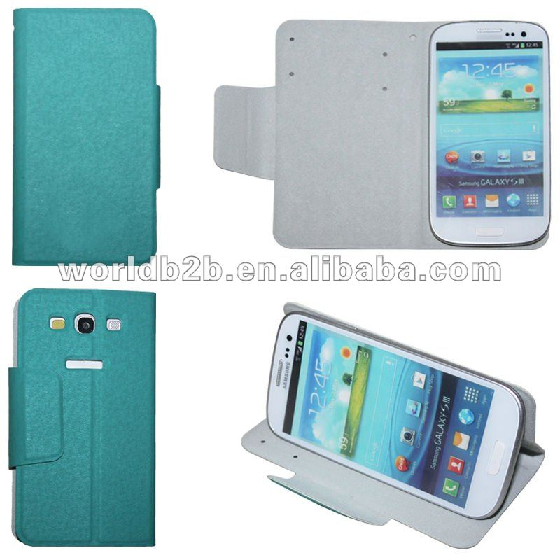 Cute Flip Leather Case Cover for iPhone 4/4S, with magic gumming design