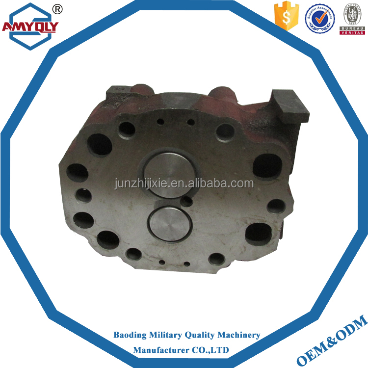 China Changzhou Silent Diesel Generator Spare Parts Cylinder Head for sale