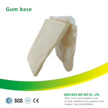 food grade chicle halal ester gum base ingredients for gum